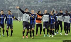 Juventus-Inter esultanza finale saluto
