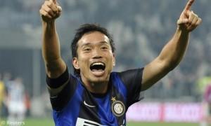 Nagatomo Juventus-Inter