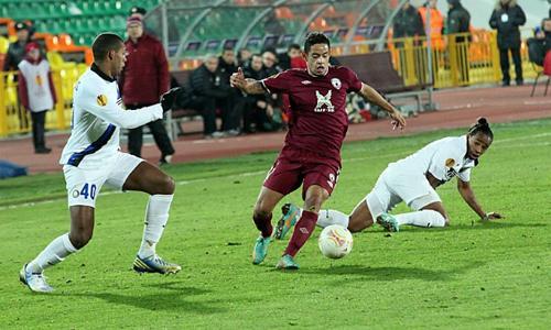 Rubin Kazan-Inter 3-0: in Russia sconfitta netta, ma indolore. Nerazzurri secondi nel gruppo H