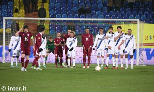 VIDEO: Karadeniz e Rondon puniscono la <i>baby</i> Inter. Il Rubin si aggiudica il primo posto