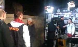 VIDEO - Totti scherza con Florenzi davanti alle telecamere: