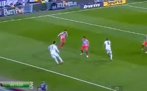 VIDEO - Ronaldo tenta un numero incredibile... ma rimedia solo una figuraccia!