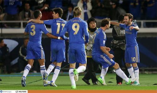 VIDEO - Il Chelsea di Benitez conquista la finale del Mondiale per club: 3-1 contro il Monterrey