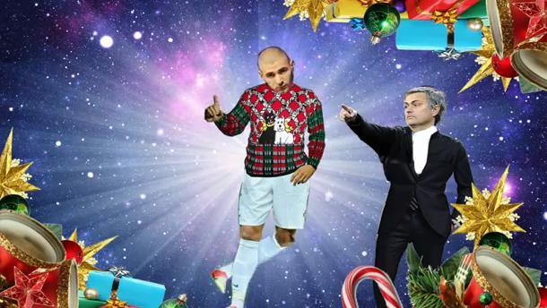VIDEO - In Spagna spopola la parodia natalizia con protagonisti i giocatori del Real, ma non solo...