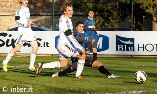 Primavera, <i>NextGen Series</i>: l'Inter domina il Rosenborg e si qualifica