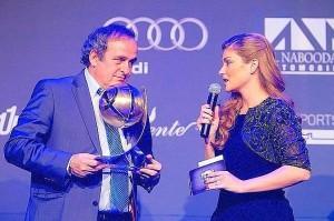 Globe Soccer Awards 2012
