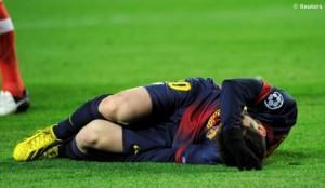 Infortunio Messi 06