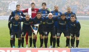 Inter-Genoa foto squadra