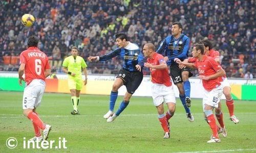 Inter-Napoli, i precedenti