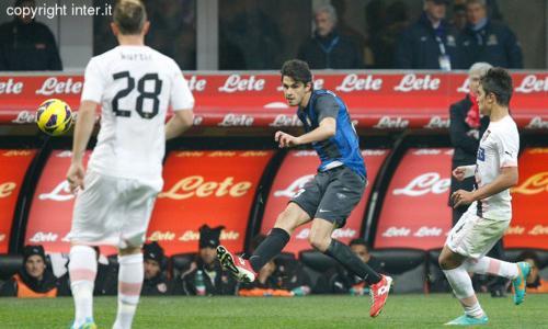 Gracias Garcia! L'Inter non brilla ma porta a casa i tre punti