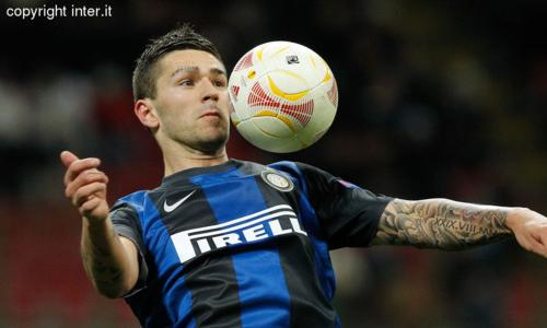 Marko Livaja Europa League Inter