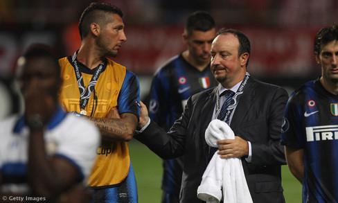 Materazzi, che frecciata a Benitez: