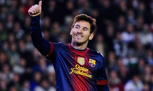 VIDEO - Messi da record: ecco i 91 gol realizzati dalla Pulce nel 2012