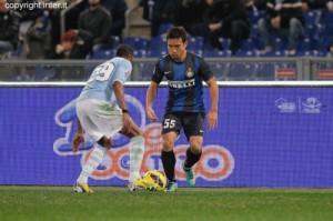 Nagatomo Lazio-Inter
