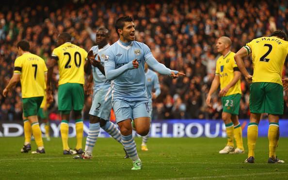 VIDEO: Il City si rialza con Dzeko (tripletta) e Aguero: emozionante 4-3 al Norwich