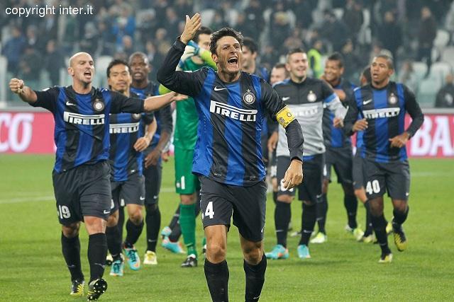 2012 Review - La Vecchia Signora si inchina al Biscione: Juventus-Inter 1-3