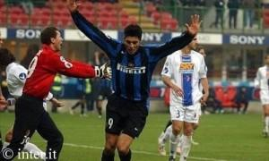 Inter-Bologna Coppa Italia 2004-05 Cruz