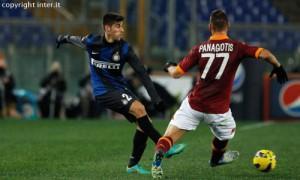 Marco Benassi Roma-Inter