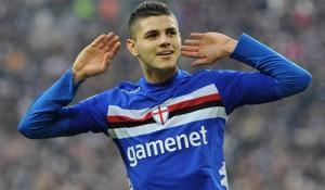 3. Mauro ICARDI (19 anni e 11 mesi): Sampdoria-Pescara
