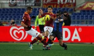 Pereira Roma-Inter Coppa Italia