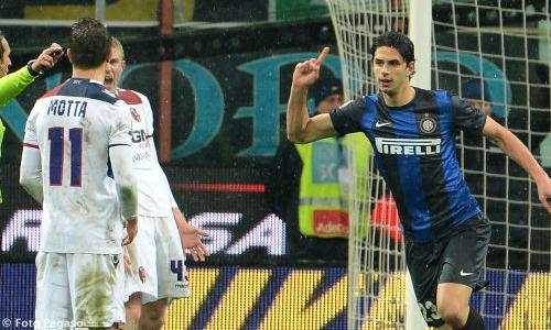Ranocchia Inter-Bologna 3-2