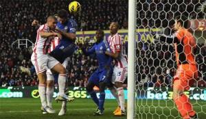 Stoke Chelsea 0-4