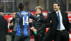 Stramaccioni Guarin Inter-Pescara
