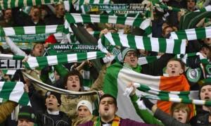 Celtic tifosi