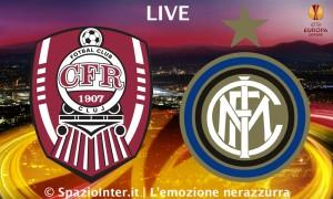 Cluj-Inter Europa League