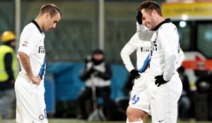 Fiorentina-Inter delusione Palacio Cassano