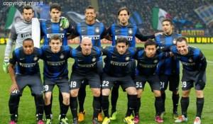 Inter-Cluj foto squadra