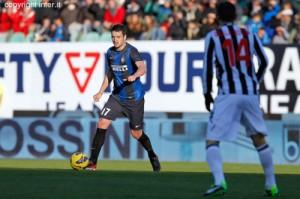 Kuzmanovic Siena-Inter