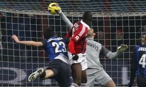 Samir Handanovic Inter-Milan