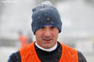 Stankovic neve allenamento