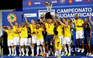 Sudamericano Sub 20 Colombia