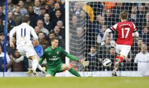 Bale Tottenham Arsenal