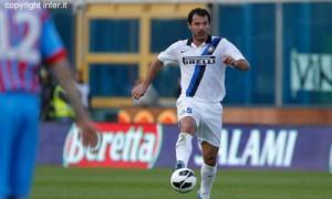 Catania-Inter Stankovic
