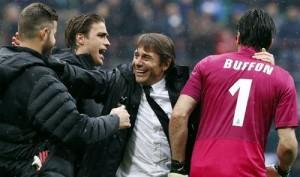 Conte Inter-Juve San Siro