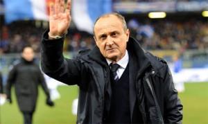 Delio Rossi Sampdoria