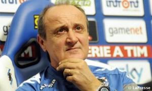 Delio Rossi conferenza Sampdoria