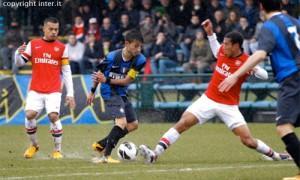Inter-Arsenal 0-1 NextGen