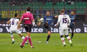 Inter-Bologna Stankovic