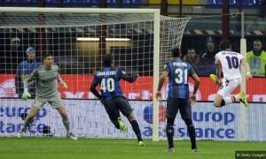 Inter-Bologna gol Gilardino