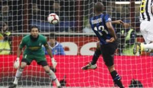 Inter-Juventus gol Maicon