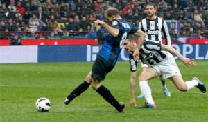 Inter-Juventus gol Palacio