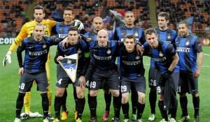 Inter-Tottenham foto squadra