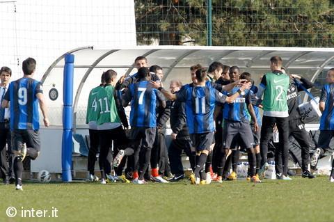 Inter-Udinese Primavera
