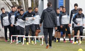 Rifinitura Tottenham-Inter