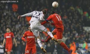 Tottenham-Inter White Hart Lane