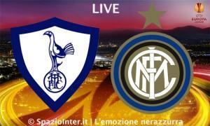 Tottenham-Inter live